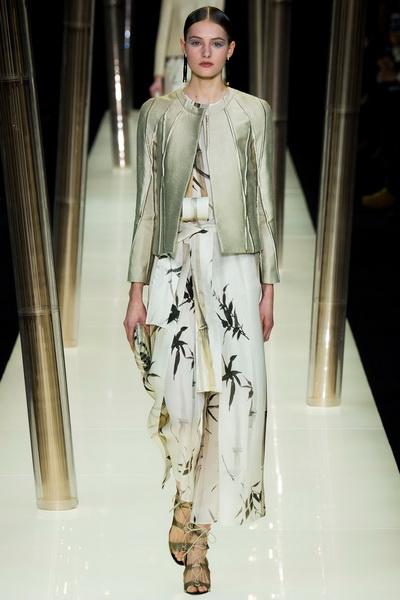 Armani Privé Spring2015 Couture