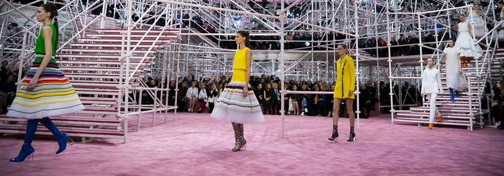 Неделя Высокой моды в Париже 2015