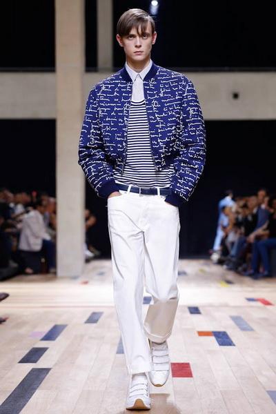Dior - мужская коллекция весна-лето 2015