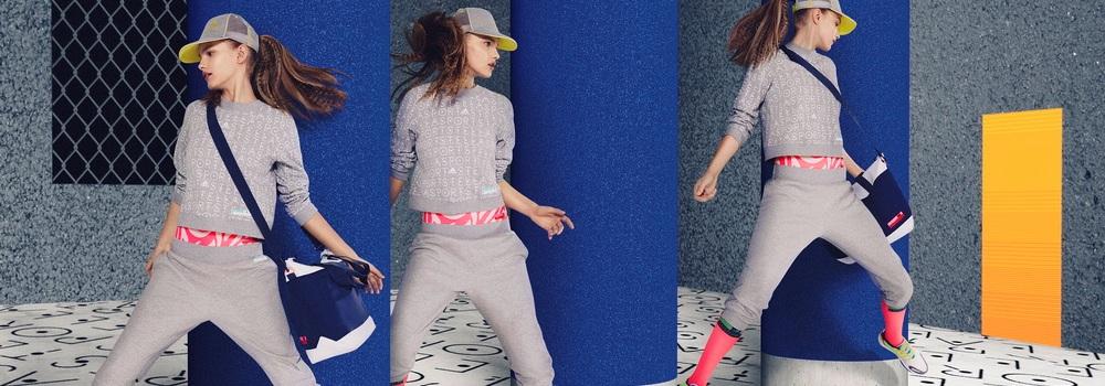 adidas StellaSport: новая линия одежды для активных девушек