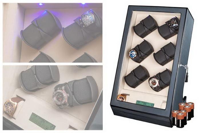 Онлайн-магазин WatchCases предcтавляет шкатулки для часов и украшений