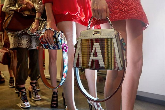 Сумки с показов Недели моды в Милане