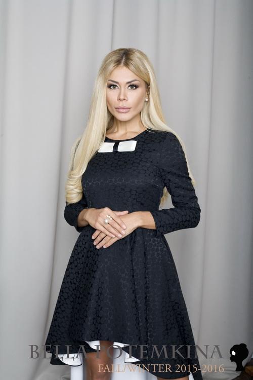 Платье фрак фото