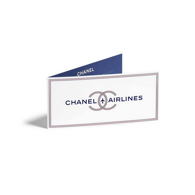 Показ Chanel
