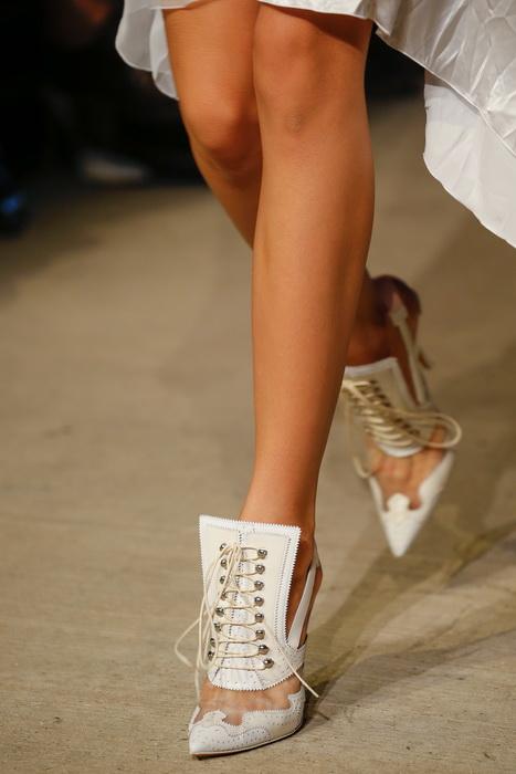 Обувь Givenchy сезона весна-лето 2016