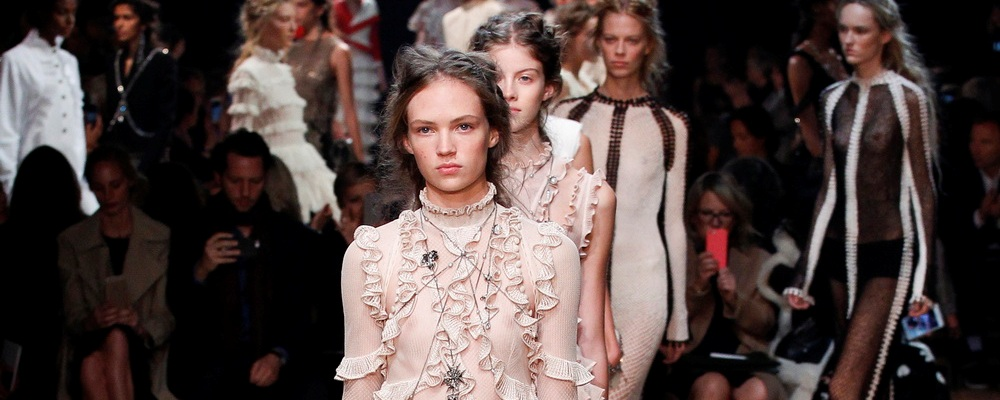 Обзор Недели моды в Париже сезона весна-лето 2016