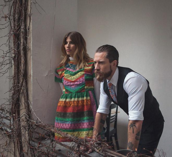 Корокометражный фильм Mercedes-Benz Fashion Week в Берлине