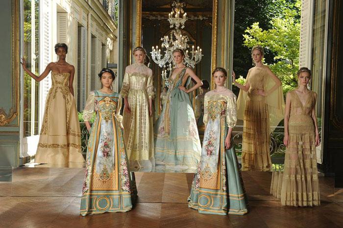 Коллекция Alberta Ferretti Limited Edition лето 2016