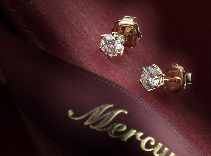 Коллекция украшений Mercury