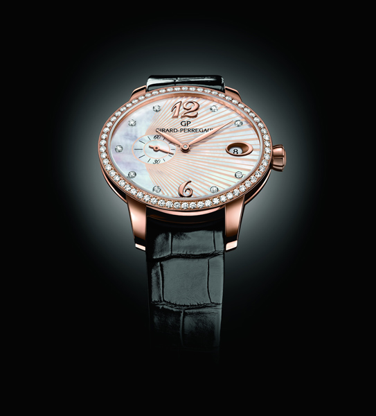 Женские часы Girard-Perregaux Cat's Eye Small Second