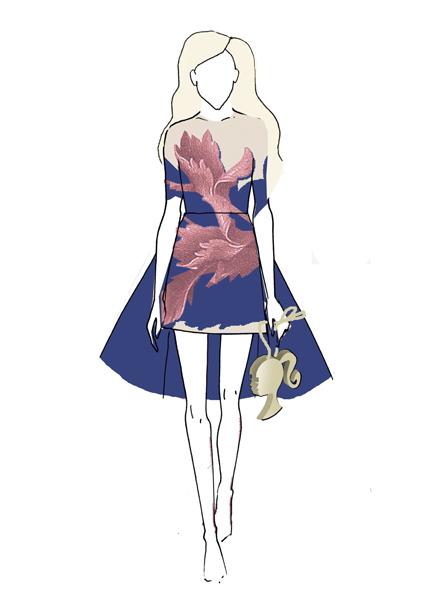 Капсульная коллекция Alena Akhmadullina for Barbie будет представлена на #MBFWR