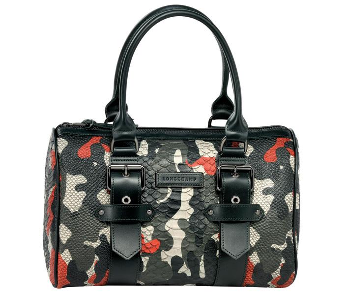 Коллекция клатчей Kate Moss для Longchamp