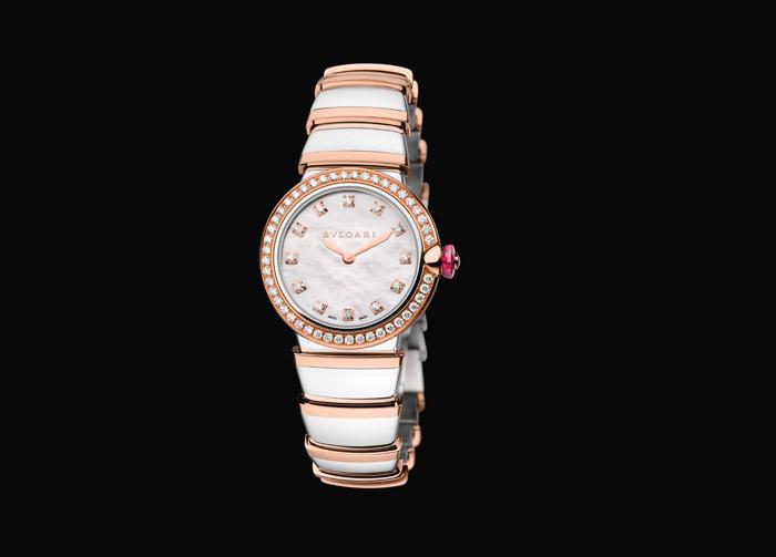 Коллекция часов Lvcea от Bvlgari