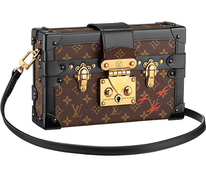 Сумка Louis Vuitton Petite Malle