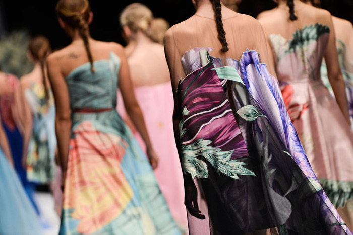 ����� �������� ��� Mercedes-Benz Fashion Week Russia ������ �����-���� 2016