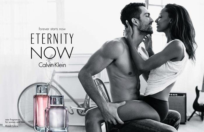 Новые ароматы Calvin Klein Eternity Now