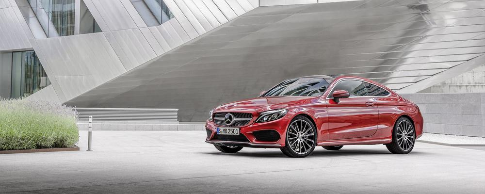 Новое купе Mercedes-Benz С-Класса. Соблазн для сердца и разума