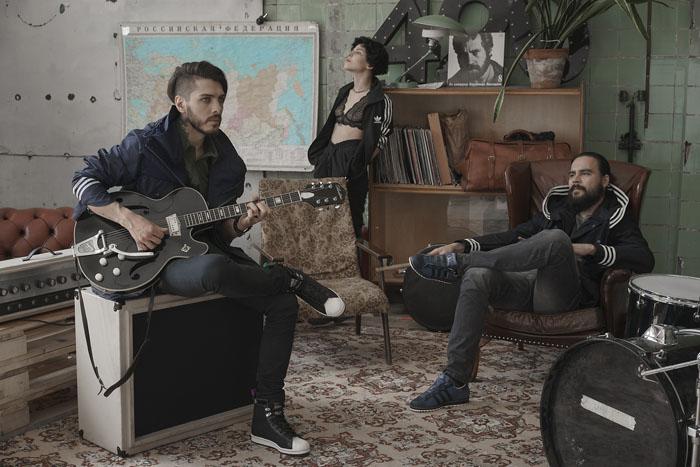 Adidas Originals by Grunge John Orchestra.Explosion
