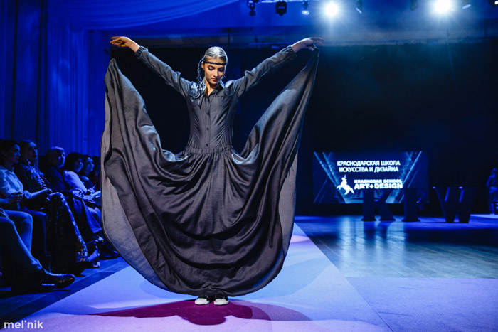 � ���������� ������� ������ ������ ���� Krasnodar Fashion Week