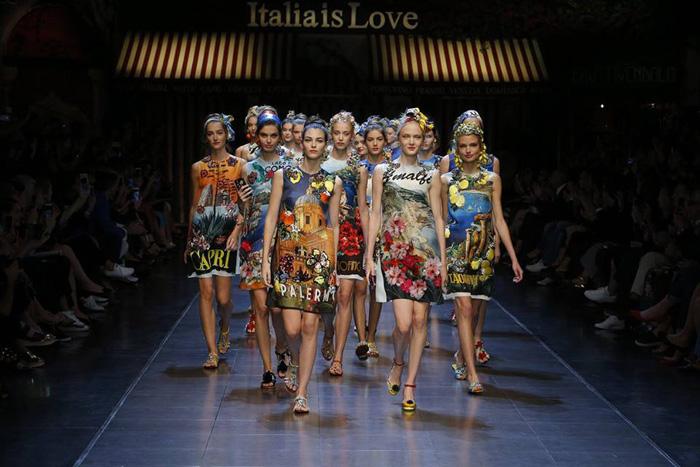 ����� ������� ��������� Dolce&Gabbana ���� 2016