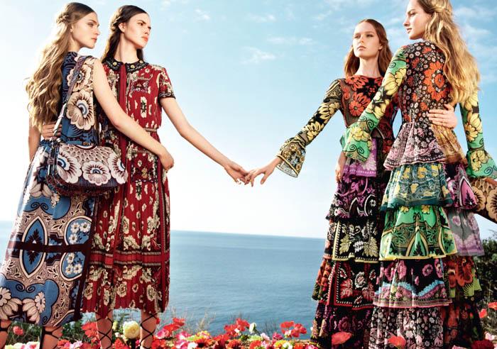 Открытие бутика Valentino в Барвихе Luxury Village