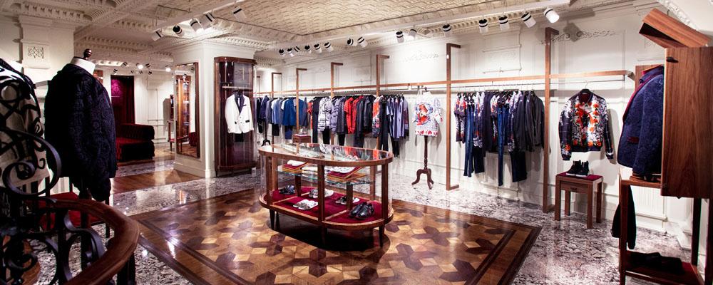 Dolce&Gabbana открывает новый бутик в Третьяковском проезде