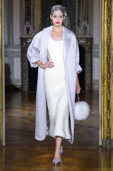Показ Ulyana Sergeenko Couture осень-зима 2015/2016
