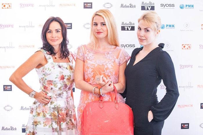 Пресс-завтрак российского бренда одежды Fashion. Love. Story