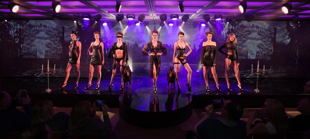 Lingerie Fashion Weekend состоится 15-17 апреля 2016 года