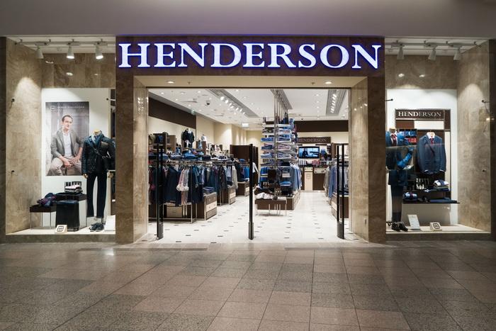 Новый магазин HENDERSON открылся в ТЦ МЕГА Химки