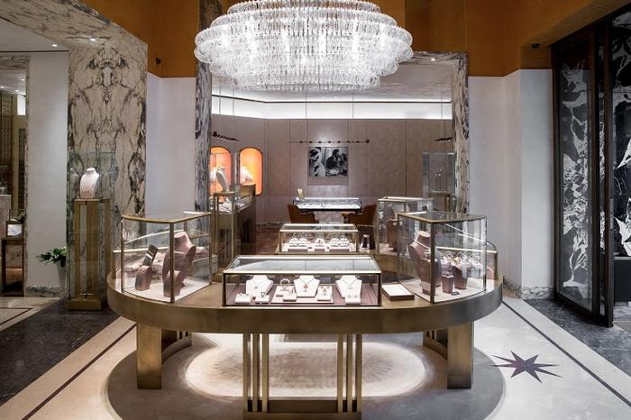 BVLGARI открыл флагманский бутик в Москве