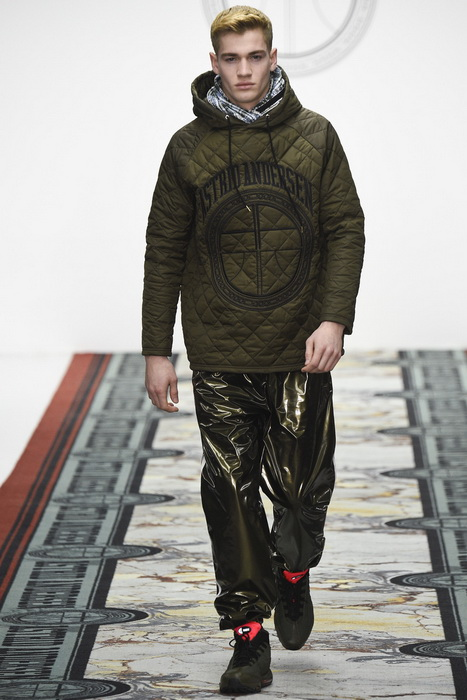 Обзор недели мужской моды в Лондоне