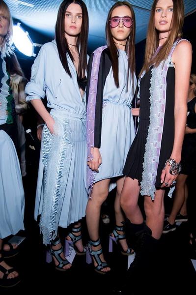 Коллекция Versace лето 2017