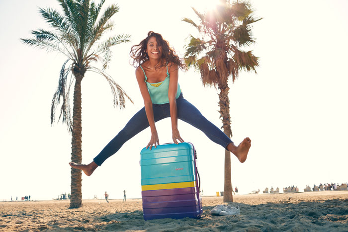 ������� ����� ��������� �� American Tourister