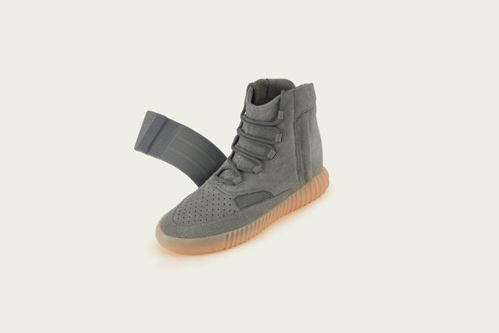 Adidas Originals и Канье Уэст представляют новую версию кроссовок Yeezy Boost 750