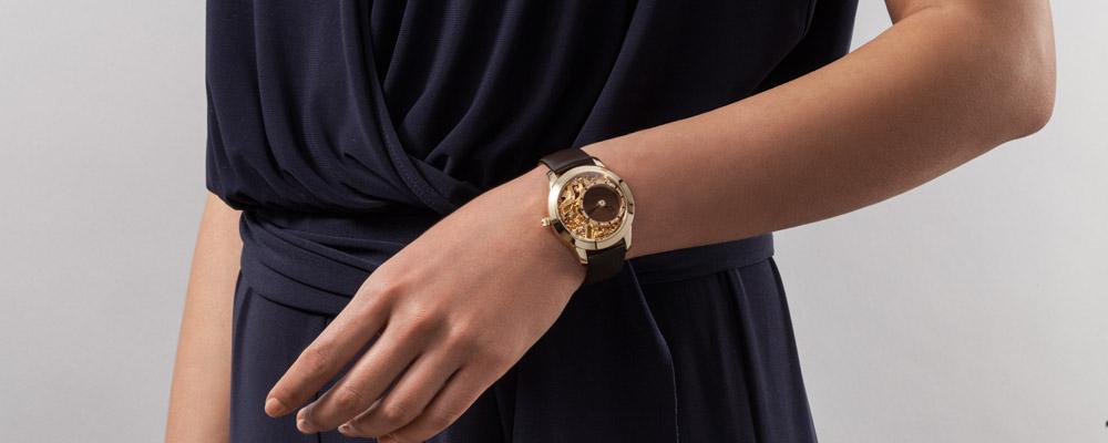 Эксклюзивные часы НИКА Mystery Calypso