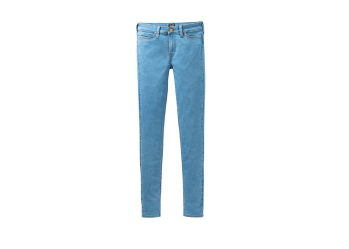 Обновленная линейка джинсов Lee скинни
