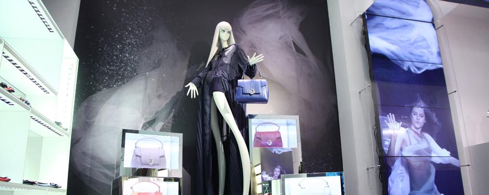 Новая сумка Lovy Bag от Trussardi