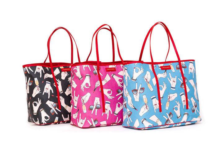 Коллекция сумок и аксессуаров от Trussardi