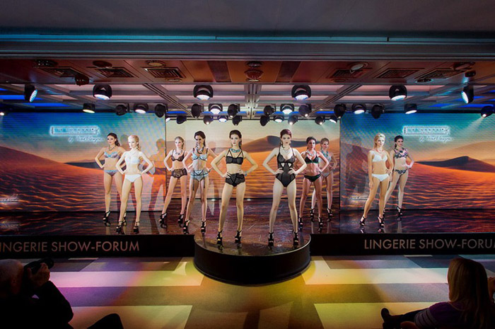 В Москве пройдет Lingerie Show-Forum