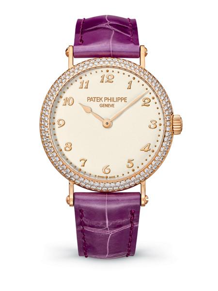 Новые женские часы Patek Philippe 7200