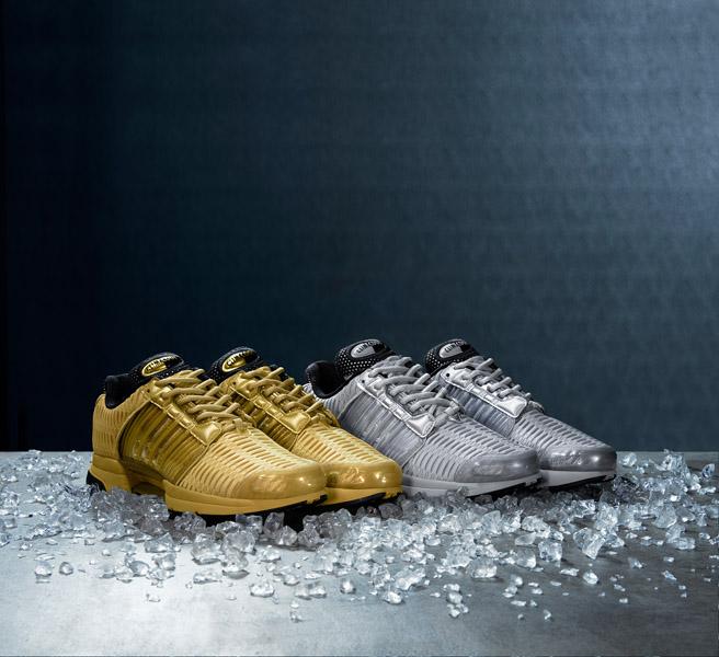 Adidas Originals представляет кроссовки Climacool Precious Metals