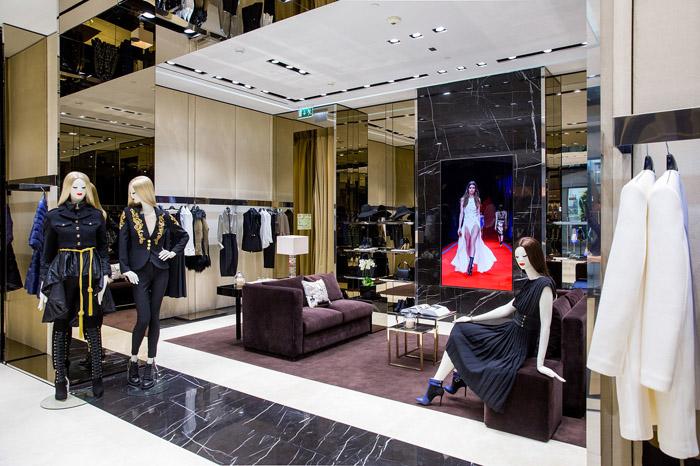 Elisabetta Franchi открывает бутик в ТЦ Метрополис