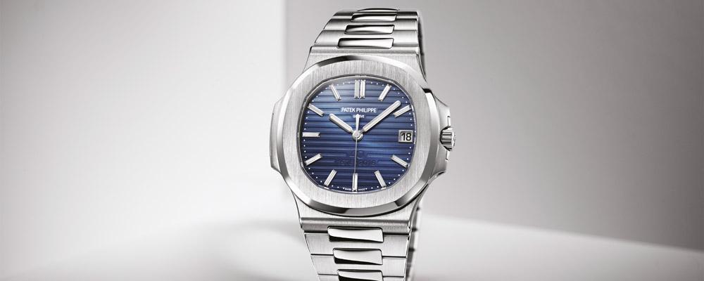 Часовая Мануфактура Patek Philippe представляет юбилейные модели часов Nautilus