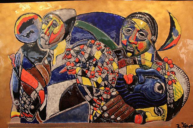 Выставка «Современная живопись эпохи постмодернизма XXI века»