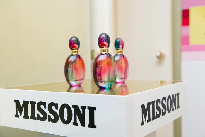 Презентация нового женского аромата Missoni