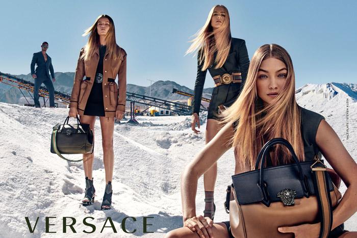 Palazzo Empire – новая сумка Versace