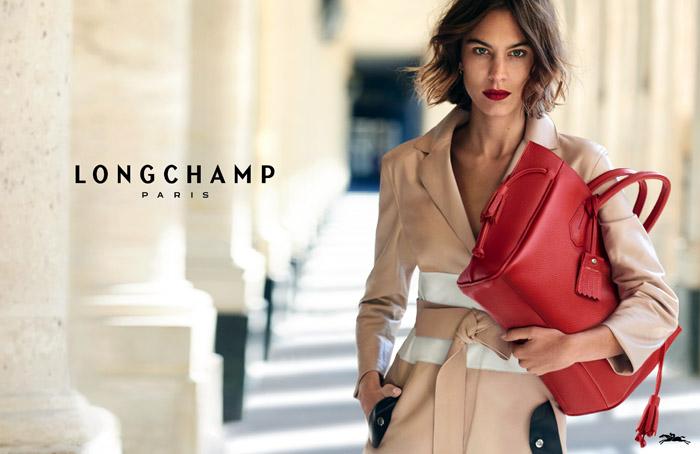Видео рекламной кампании Longchamp весна-лето 2016