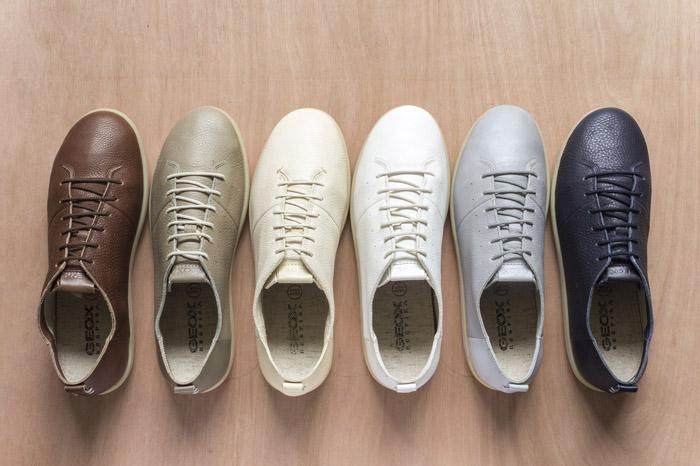 Geox запустил новую линию  мужской обуви New:do
