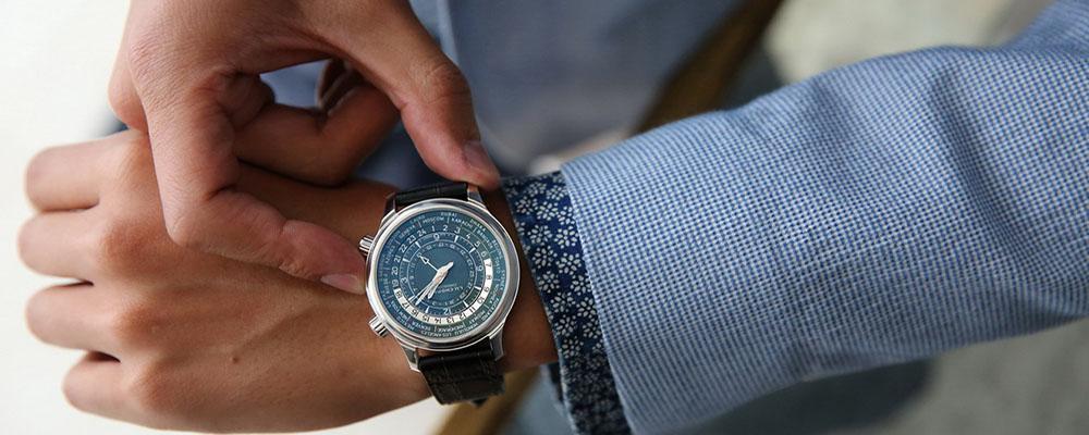 Часы Chopard для путешественников